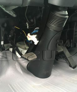 Bàn đạp chân ga, chân côn, chân thắng trên xe tải Isuzu Qkr 270 1t9 2t4