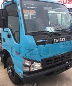 Cận cảnh cabin bên phụ xe tải Isuzu Qkr 270 1t9 2t4