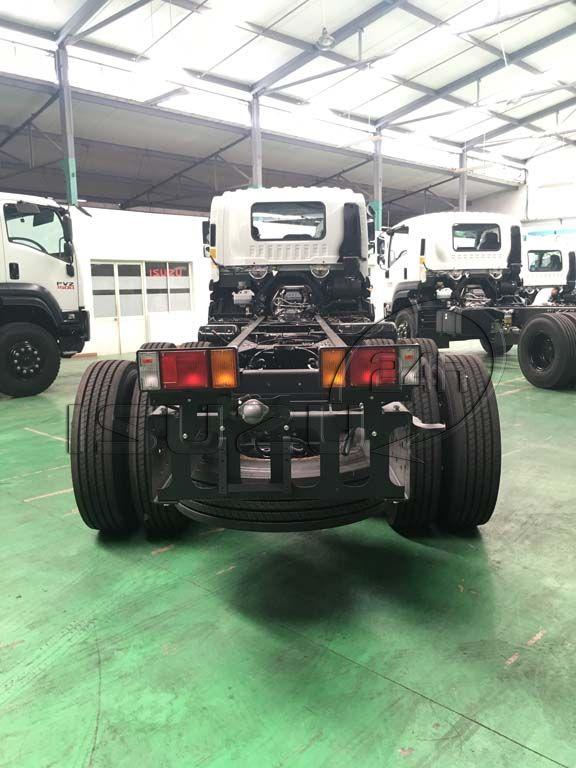 Cặp đèn lái sau chassi xe tải Isuzu 15 tấn FVM 1500