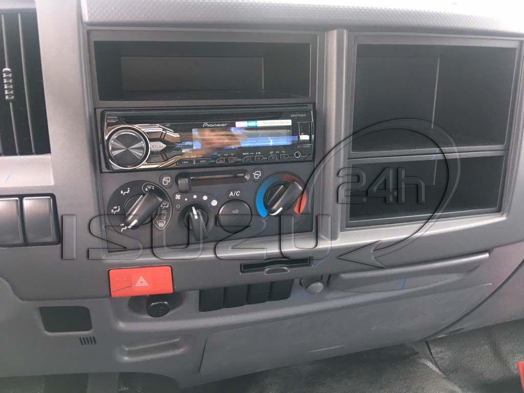 CD/DVD Radio, máy lạnh xe tải Isuzu 15t FVM 1500