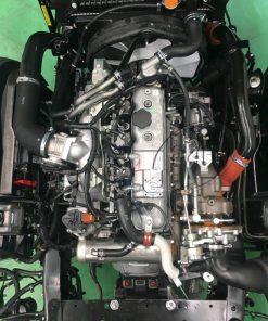Động cơ 4JH1 4JH1E4NC xe tải Isuzu Qkr 270 1t9 2t4