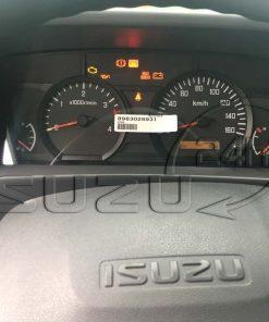 Đồng hồ taplo xe tải Isuzu 5 tấn NQR 550 thùng dài 6.2m