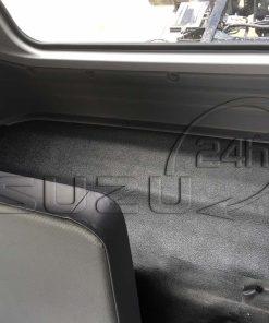 Giường nằm sau cabin xe tải Isuzu 15t FVM 1500