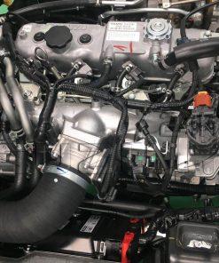 Hệ thống phun dầu điện tử trên động cơ 4JH1 4JH1E4NC xe tải Isuzu Qkr 270 1t9 2t4