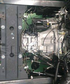 Hộp số MYY6S 6 số xe tải Isuzu 5 tấn NQR 550 thùng dài 6.2m