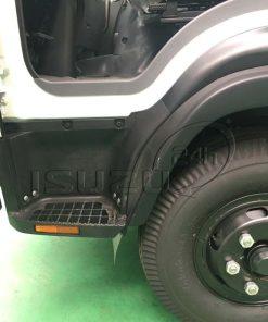 Bậc thang cabin Xe tải Isuzu FRR 650 6t thùng dài 6m7