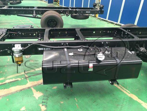 Bình nhiên liệu dầu Diesel Xe tải Isuzu FRR 650 6t thùng dài 6m7