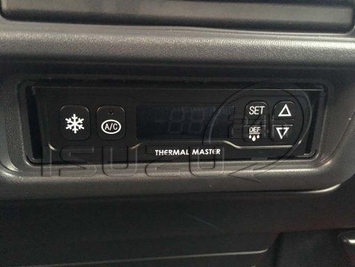 Bộ điều khiển nhiệt độ thùng xe tải Isuzu 1t9 thùng đông lạnh Quyền Auto