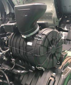 Bô e lọc gió (po air) Xe tải Isuzu FRR 650 6t thùng dài 6m7