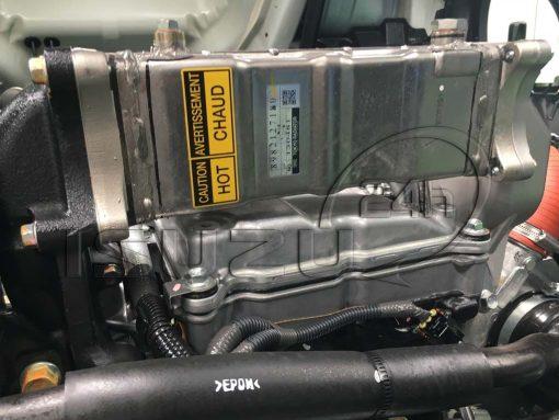 Bộ tuần hoàn khí xả Xe tải Isuzu FRR 650 6t thùng dài 6m7