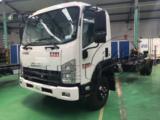 Cabin Xe tải Isuzu FRR 650 6t FRR90NE4 thùng dài 6m7