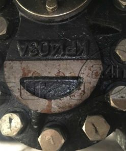 Cận cảnh bơm ben trên xe ben tự đổ Isuzu FVZ 15 tấn 10 khối