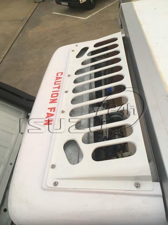 Dàn nóng xe tải Isuzu 1t9 thùng đông lạnh Quyền Auto