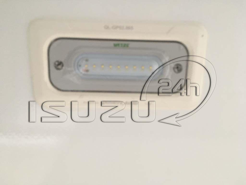 Đèn thùng xe tải Isuzu 1t9 thùng đông lạnh Quyền Auto