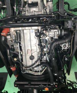 Động cơ 4HK1E4CC 4HK1 Xe tải Isuzu FRR 650 6t thùng dài 6m7