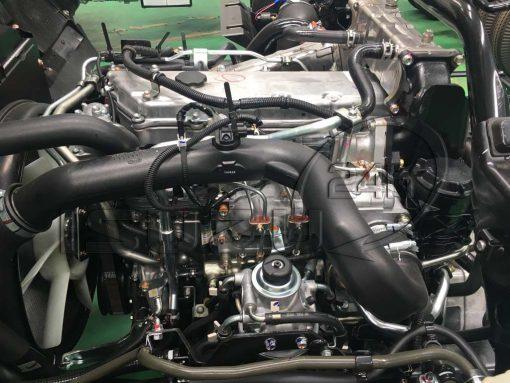 Hệ thống phun dầu điện tử Xe tải Isuzu FRR 650 6t thùng dài 6m7