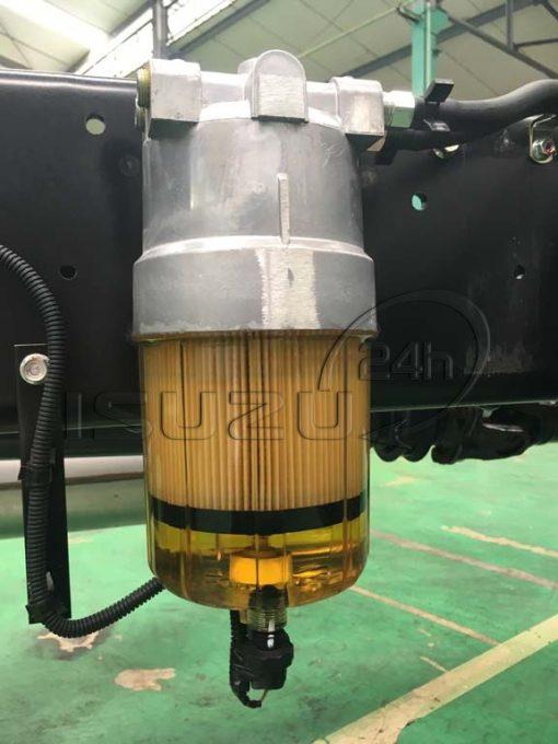Lọc dầu Xe tải Isuzu FRR 650 6t thùng dài 6m7