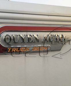 Logo Quyền Auto xe tải Isuzu 1t9 thùng đông lạnh Quyền Auto
