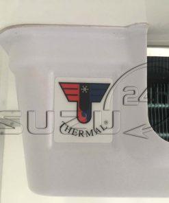 Logo nhãn hiệu máy lạnh xe tải Isuzu 1t9 thùng đông lạnh Quyền Auto