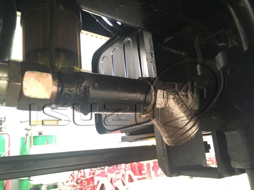 Ống dầu ben xe ben tự đổ Isuzu FVZ 15 tấn 10 khối