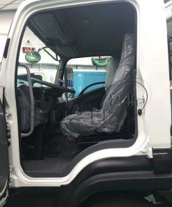 Tổng quan cabin Xe tải Isuzu FRR 650 6t thùng dài 6m7
