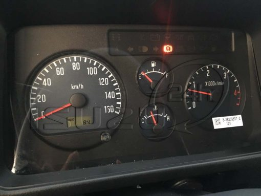 Tua máy chỉ 800rpm khi đang bật máy đông lạnh xe tải Isuzu 1t9 thùng đông lạnh Quyền Auto