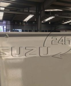 Vách thùng xe ben tự đổ Isuzu FVZ 15 tấn 10 khối