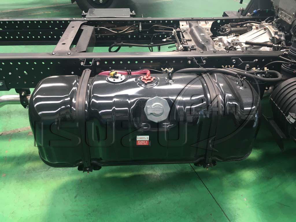 Bình dầu (nhiên liệu) Diesel xe tải Isuzu 1T9 đầu vuông nhập Nhật NMR 310