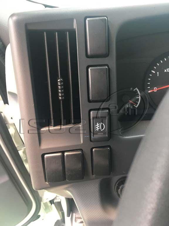 Hộc quạt gió xe tải Isuzu 1T9 đầu vuông nhập Nhật NMR 310