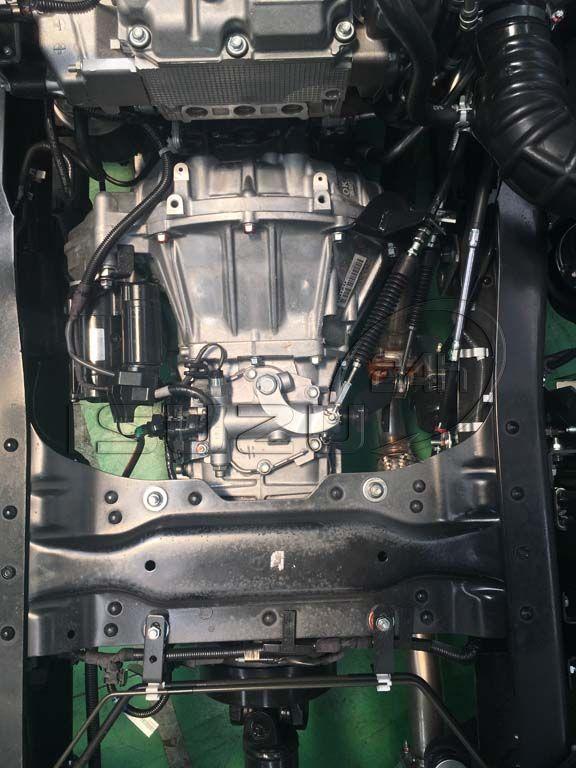 Hộp số Isuzu MYY5T 4JJ1 4JJ1E4NC xe tải Isuzu 1T9 đầu vuông nhập Nhật NMR 310