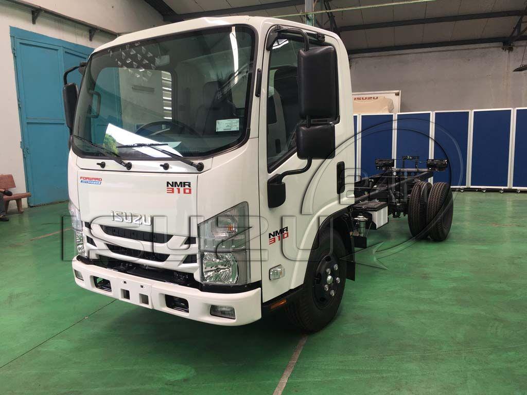 Xe tải Isuzu 1T9 đầu vuông nhập Nhật NMR 310