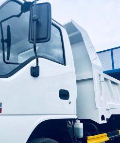 Xe tải ben tự đổ Isuzu 2 khối tải trọng 1t9 2t4 QKR 230
