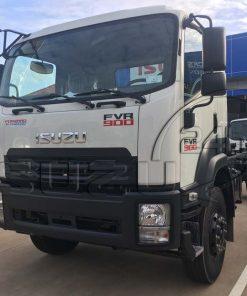 Tổng quan xe tải Isuzu FVR 900 8 tấn