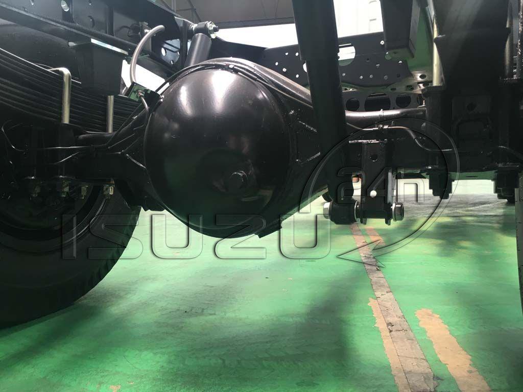 Cầu sau chủ động xe tải Isuzu 1T9 đầu vuông nhập Nhật NMR 310