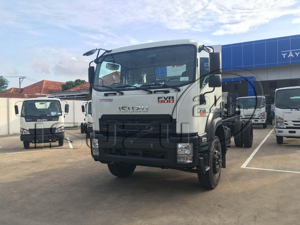 Xe tải Isuzu FVR 900 8 tấn