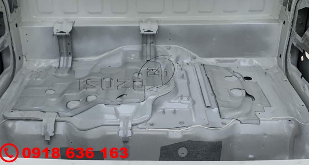 Sọ cabin xe tải Isuzu QKR 1T4 1T9 2T4 91PS